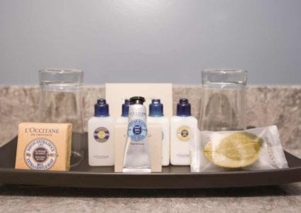 Gate House Toiletries