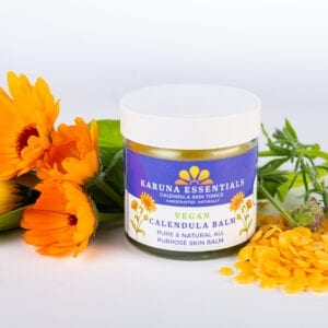 Natural Vegan Calendula Balm 60ml