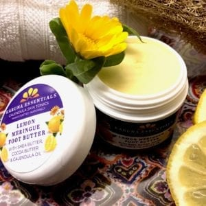 Natural Lemon Foot butter