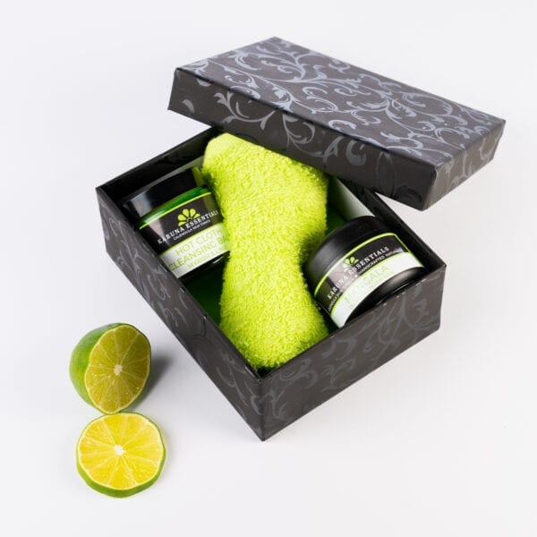 Hot Cloth Cleanser for Men and Mangala Face Cream for men
