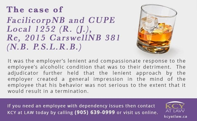 How To Deal with Employee Drink Issues - Employment Law