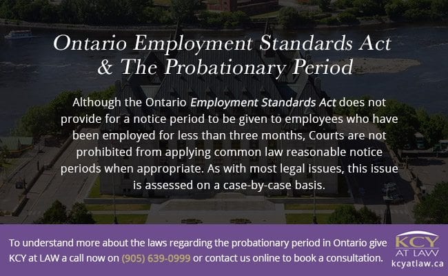 ontario-employment-standards-act-the-probationary-period