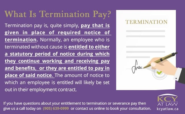 Severance vs  Termination Pay: What's the Difference Anyway?