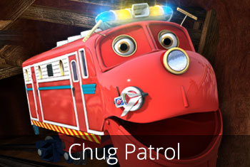 Chug Patrol - Ready to Rescue, an interactive 3D pop-up storybook app for kids by StoryToys based on the popular TV series.