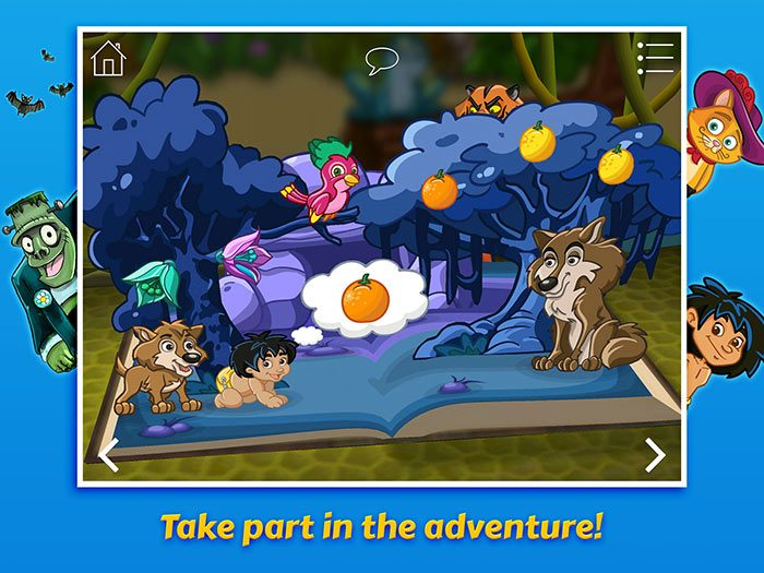 The Awesome Collection - StoryToys Apps