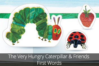 The Very Hungry Caterpillar & Friends First Words title